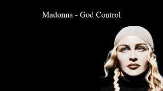 Madonna   God Control | Lyrics