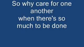 Westlife We Are One Lyrics