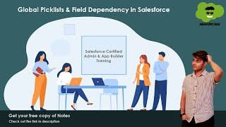 What are Global Picklists and Field Dependency in Salesforce? | How to Create Global Picklists?