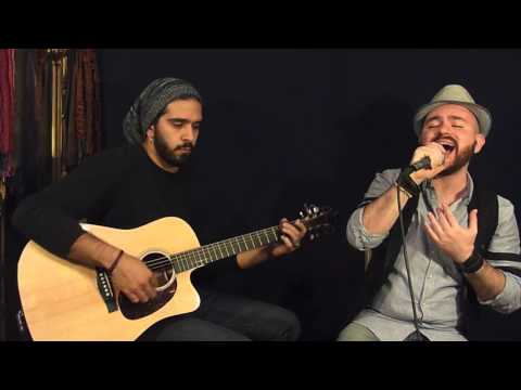 "Acoustic rendition of ""Hello"" by Adele"