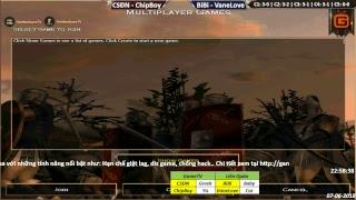 AOE   2vs2 Random   GameTV vs Liên Quân    Ngày 07-06-2018