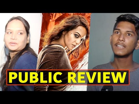 First PUBLIC REVIEW Of Sonakshi Sinha's Akira!