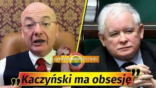 """""""Kaczyński ma OBSESJĘ!"""" Michał Kamiński ZDRADZA, czego CHCIAŁBY prezes PiS"""