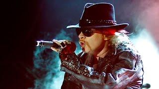 Guns N' Roses' Axl Rose to join AC/DC
