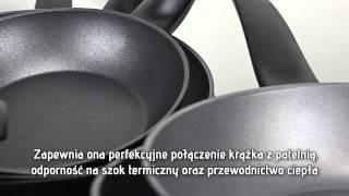 Patelnie Preziosa marki TVS