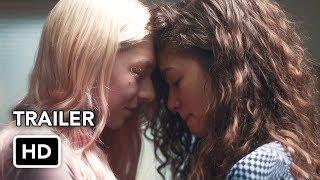 Euphoria (HBO) Teaser Trailer HD - Zendaya series