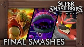 Super Smash Bros. Ultimate - 64 Final Smashes