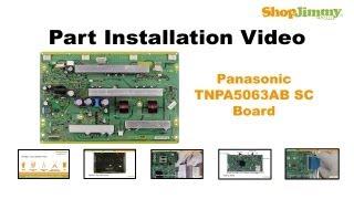 Sanyo TNPA5063AB SC Board (substitute for TXNSC1LNUU)