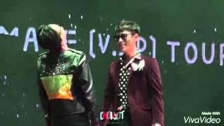 GTOP PLAYING GAME IN FANMEET