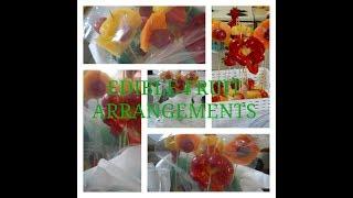 Edible Fruit Arrangements