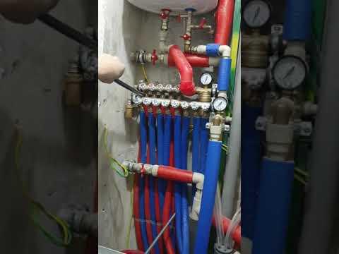 Фото Монтаж черновой сантехники, электрики; вентиляции в 2к квартире Минск