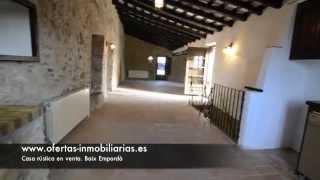 preview picture of video 'Casa rústica en venta en Canet de la Tallada'