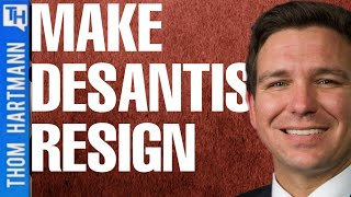 Calls For Gov. DeSantis to Resign Over COVID Mishandling Spread! (w/ Thomas Kennedy)