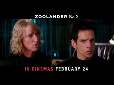 Derek & Hansel are back! In cinemas FEBRUARY 24 #Zoolander2