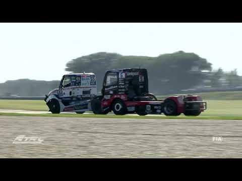 FIA ETRC #03 SLOVAKIA RING Newsedit - English