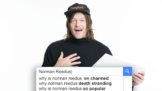 Norman Reedus Answers the Web's Most Searched Questions | WIRED