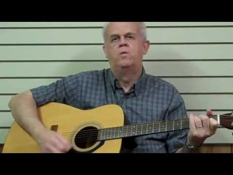 C7 Chord on Guitar - Guitar Lesson