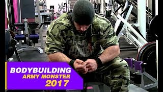 BodyBuilding army monster 2017 - Bodybuilding Super Soldier