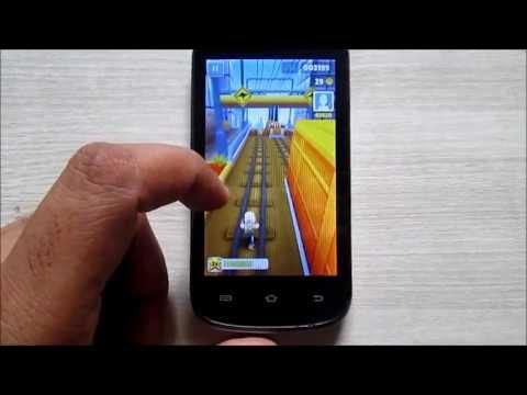 Subway Surfer Game Playback On Micromax A89 Ninja Videominecraftru