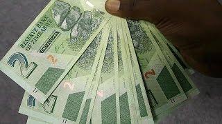 Zimbabwe: Escassez de dólares leva à criação de nova moeda nacional - economy