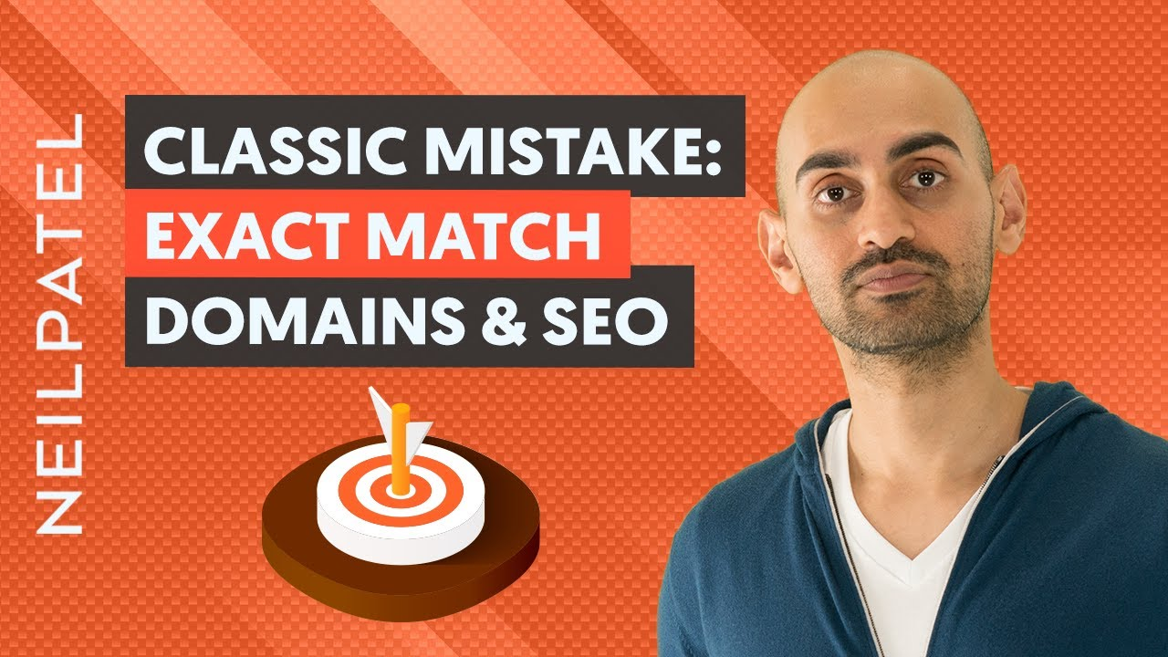 Why You Shouldn't Use Exact Match Domains