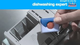 Loading and using your dishwasher