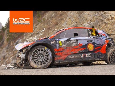 WRC/ Rally Montecarlo - resumen especiales 1-4