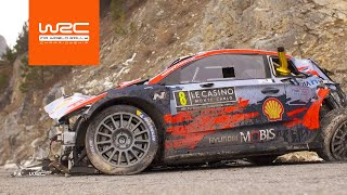 WRC - Rallye Monte-Carlo 2020: Highlights Stages 1-4