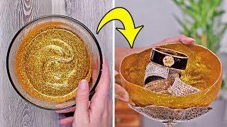 Try These AdoraBOWL Home Decor Ideas   DIY Bowls & Lanterns   Life Hacks by Blossom