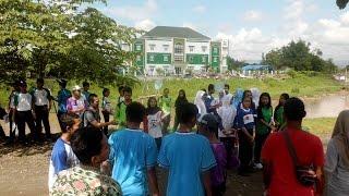 Heboh Aksi para DETEKTIF LINGKUNGAN di Kali Ngrowo Tulungagung