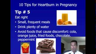 Heartburn in Pregnancy - 10 Tips to Identify, Prevent, and Treat