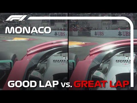 ルイス・ハミルトンのモナコ オンボード映像 F1モナコGP