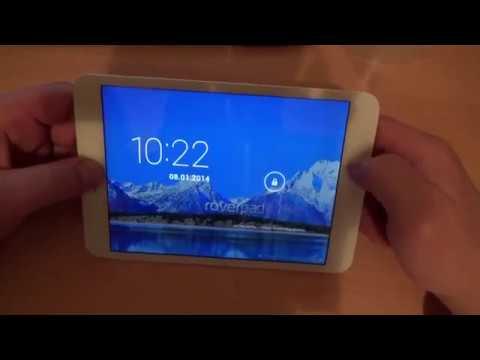 Прошивка планшета Roverpad Air 7.85 3G (3A045). Восстановление IMEI при помощи MauiMETA