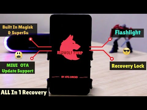 Project Treble Support With RedWolf Recovery | Redmi Note 4