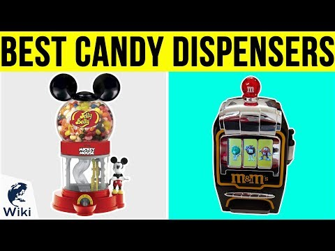 10 Best Candy Dispensers 2019