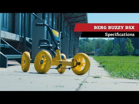 Youtube Video for Berg Buzzy - First Pedal Experience