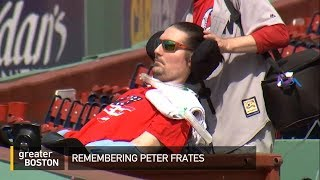 Remembering Peter Frates