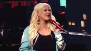 Ain't No Other Man Slowed Down Live - Christina Aguilera.mp4
