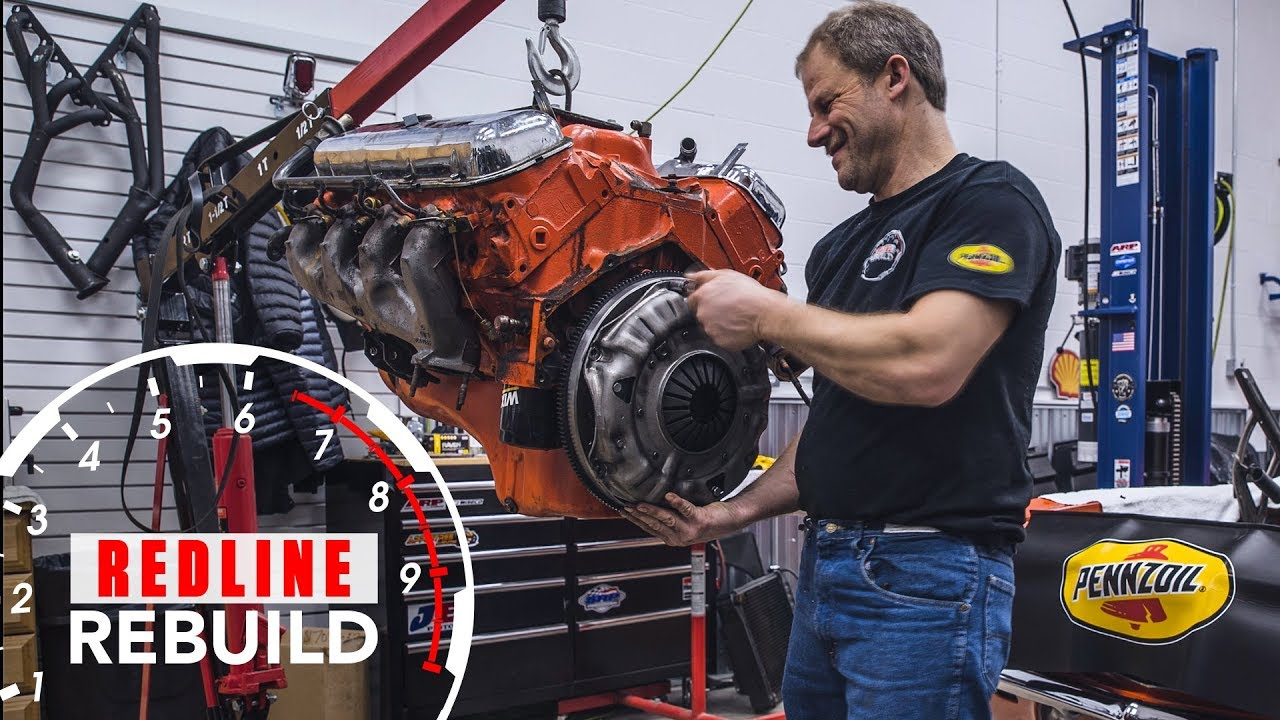 Redline Rebuild: Watch this tired big-block 396 go from crusty to trusty
