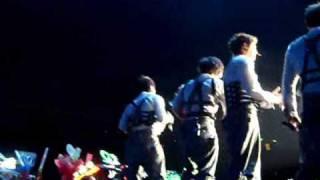 Fahrenheit Live In Malaysia Concert 280309 : Xin Li You Shu