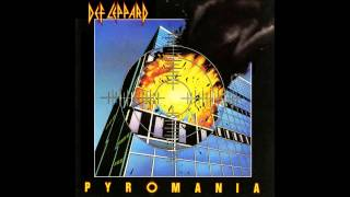 Def Leppard - Action not Words