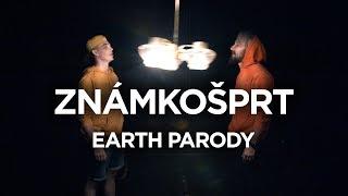 ZNÁMKOŠPRT (EARTH - ZLATOKOP PARODY)   Jounas & Radkolf