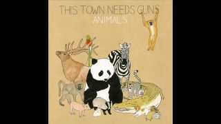 If I Sit Still, Maybe I'll Get Out of Here (Bonus Track) - This Town Needs Guns