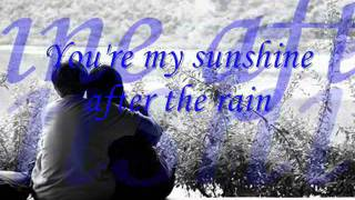 Because Of You 98 Degrees lyrics