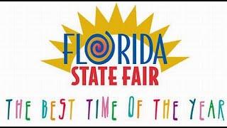 Florida State Fair 2020 - Tampa, Florida