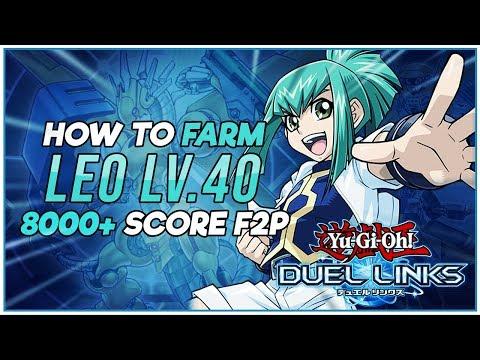 How to Farm CROW HOGAN Lvl 40 // F2P 8000 Points [Yu-Gi-Oh