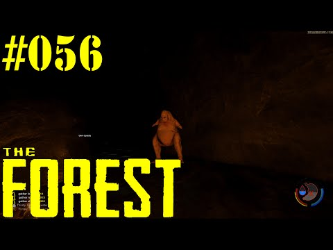 THE FOREST [HD|60FPS] #056 - LPT - Höhlenmenschen ★ Let's Play Together The Forest
