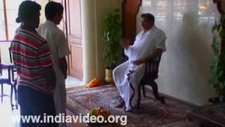 Dr. Veerendra Heggade of Shri Kshetra Dharmasthala