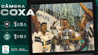 Câmera Coxa - Coritiba Campeão da Copa do Brasil Sub20