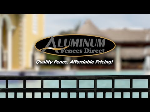 Aluminum Pool Fences - Direct - Aluminum Pool Fences